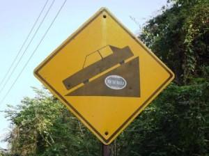 Car sign com