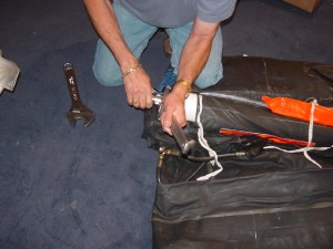 liferaft canister inflater thing com