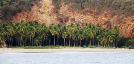 Caleta Campos beach com