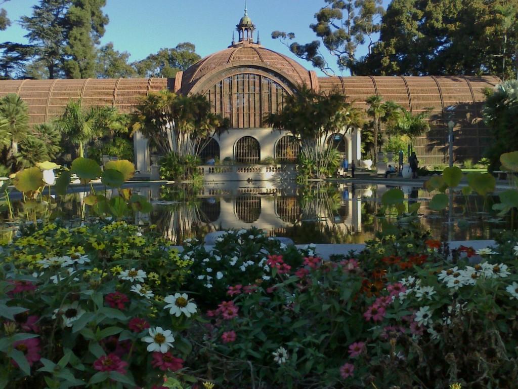 Balboa Park Pnd